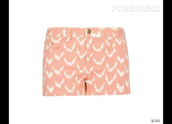 Le must have de Jennifer     Short ikat Mango, 12,99 € soldé
