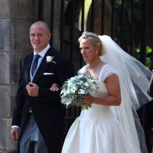 Zara Phillips, après le mariage, le bébé !