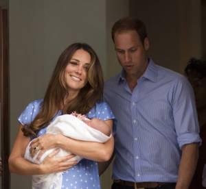Charlotte Casiraghi, Prince George, Victoria de Suede : les bebes royaux