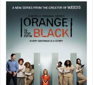 """""""Orange is the new Black"""", la série créée par la créatrice de la série """"Weeds""""."""