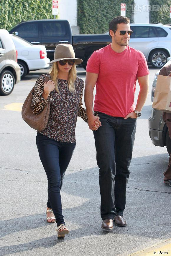 Kaley Cuoco et Henry Cavill, une rupture après deux semaines de relation.