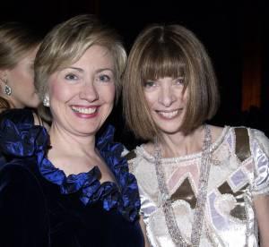 Anna Wintour veut Hillary Clinton presidente des Etats-Unis en 2016