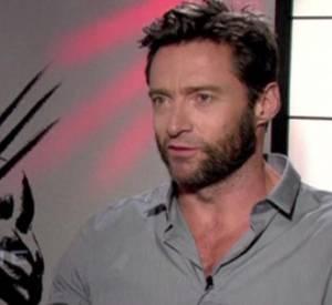 """Hugh Jackman parle d son personnage de Wolverine et de son histoire, compréhensible par tous dans """"Wolverine : le combat de l'immortel""""."""