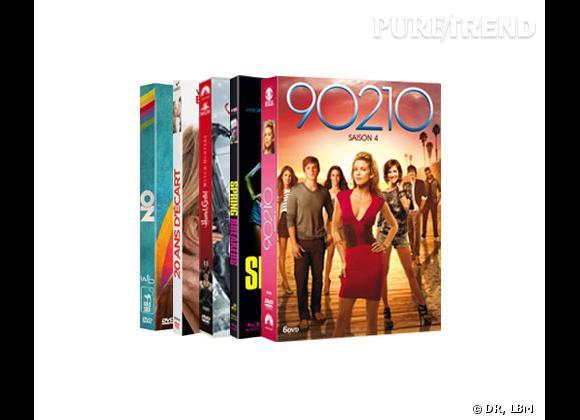 Quel DVD pour le mois de juillet ?