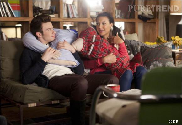 """Les acteurs de """"Glee"""" auront sûrement du mal à reprendre le tournage."""