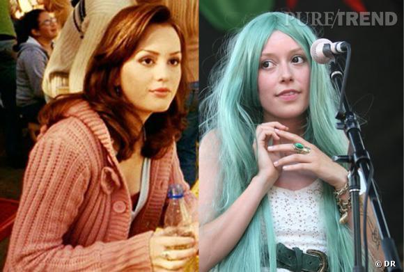 """Leighton Meester n'a pas pu reprendre son rôle dans le film """"Veronica Mars"""". C'est finalement la chanteuse Andrea Estella, du groupe Twin Sister, qui la remplacera !"""