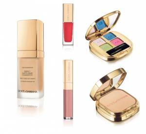 Dolce & Gabbana Makeup : la ligne de maquillage arrive enfin en France