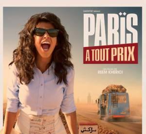 """""""Paris à tout prix"""" de et avec Reem Kherici."""