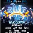 Electrobeach Music Festival, du 19 et 20 juillet à Barcarès.