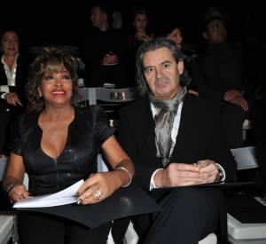 Tina Turner et son mari Erwin Bach.