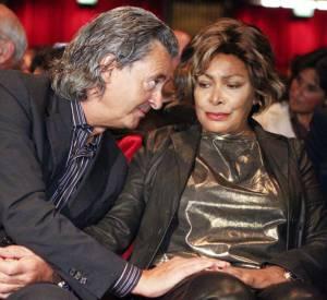 Tina Turner, 73 ans, s'est mariée avec son ami de longue date Erwin Bach, 57 ans.