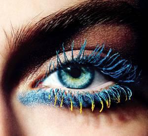 Shopping beauté : adoptez le mascara coloré cet été