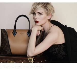 Michelle Williams est la nouvelle femme Louis Vuitton