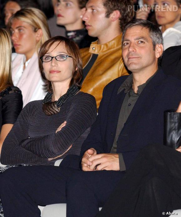 Vieillir, une affaire plus compliquée pour les femmes, selon Kristin Scott Thomas. Ce n'est pas George Clooney qui pourra dire le contraire.