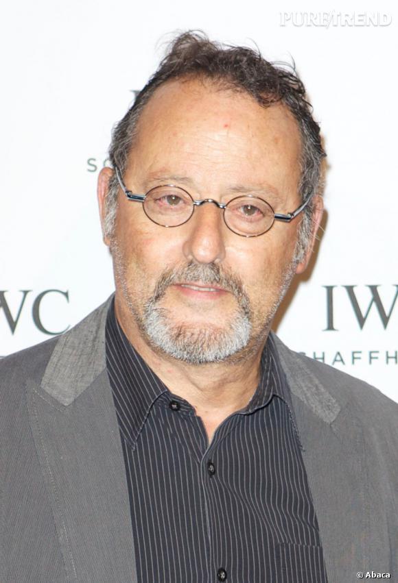 """Jean Reno, 7ème du classement malgré l'échec de la série """"Jo""""."""