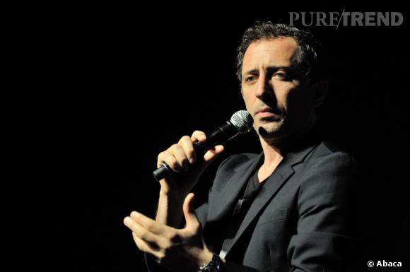 Autre comique, le célèbre Gad Elmaleh. Il se place en 5ème position des personnalités préférées des Français...