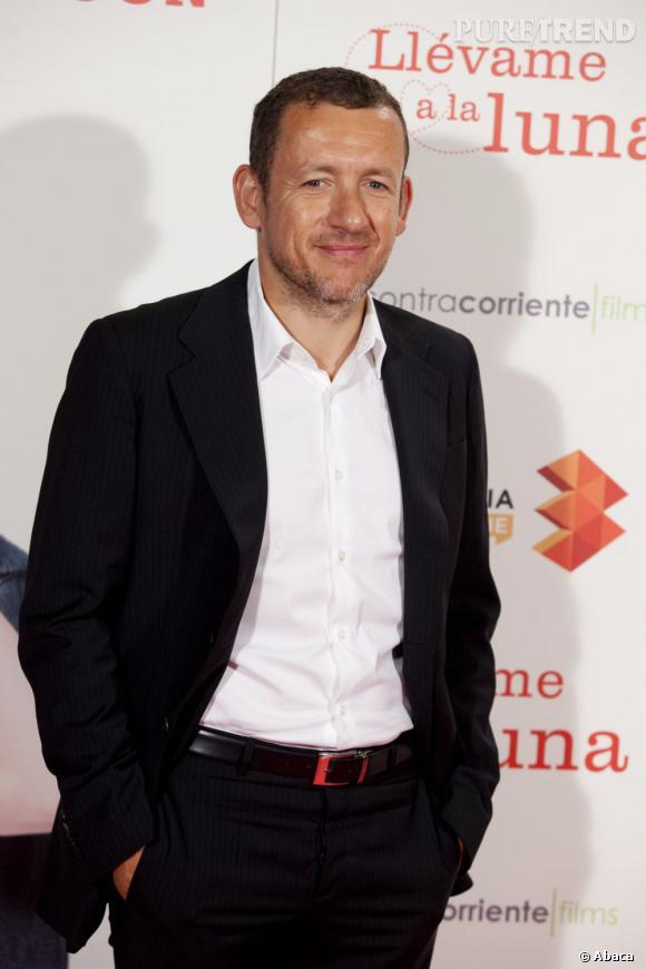Dany Boon, un autre comique star du cinéma, se retrouve en 9ème position des personnalités préférées des Français...