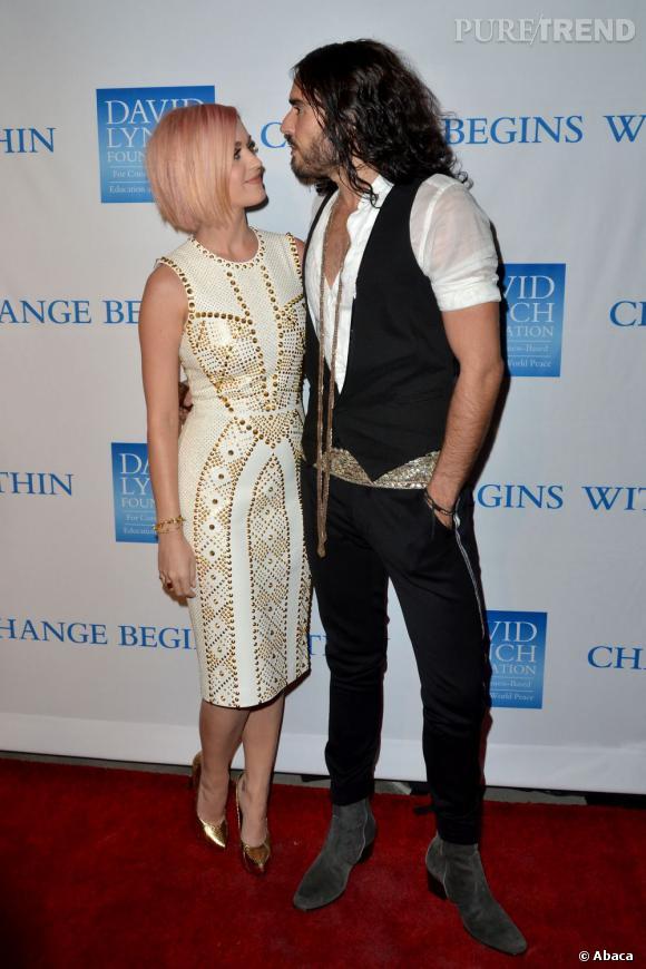 Katy Perry et Russell Brand se sont séparé fin 2011. Depuis, Russell lui lance souvent des piques.