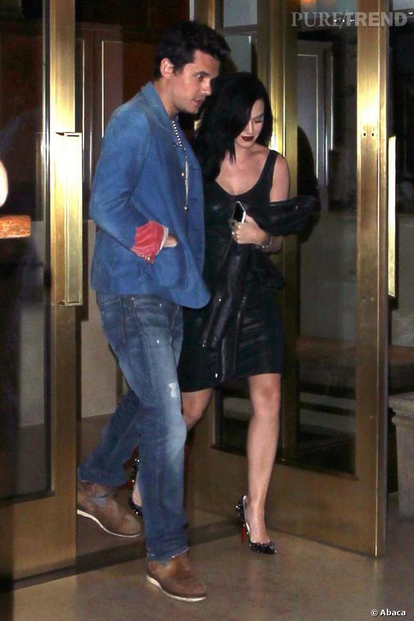 Katy Perry est désormais avec John Mayer... qui n'a pas la réputation d'être très fidèle lui non plus !