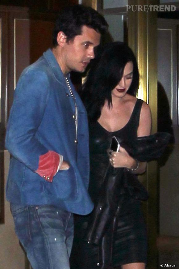 Katy Perry et son nouveau boyfriend.