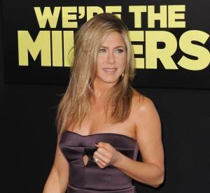 Jennifer Aniston, son coup de gueule : qu'on arrete de lui parler de bebe !