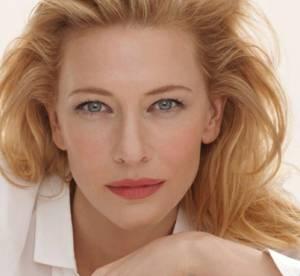 Cate Blanchett : retour dans les 90's pour Armani Si