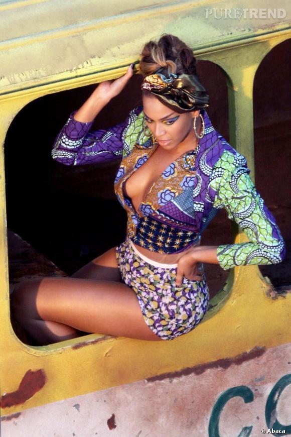 Beyoncé se produira en septemre au Brésil.