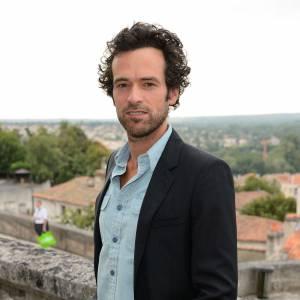 """Romain Duris est venu présenter """"Casse-tête chinois"""" au Festival du film francophone d'Angoulême."""