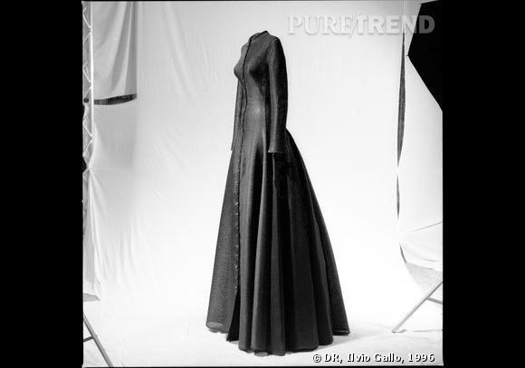 Alaïa, robe longue, vers 1996 Archives personnelles de Monsieur Alaïa