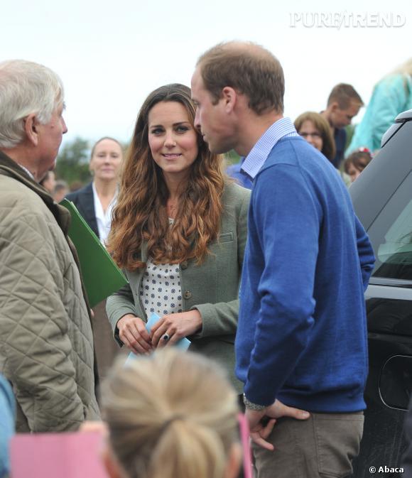 Kate Middleton et le Prince William auraient choisi le premier parrain du Prince George.
