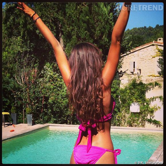 Malika Ménard, la reine des bikinis !