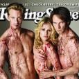 """La série événement """"True Blood"""" va tirer sa révérence en été 2013."""