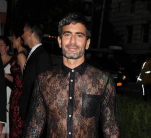 Marc Jacobs, confidences sur son maquillage unisexe