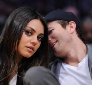 Mila Kunis et Ashton Kutcher maries en secret ?