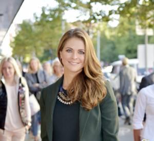 Princesse Madeleine de Suede enceinte : la fashionista de la couronne