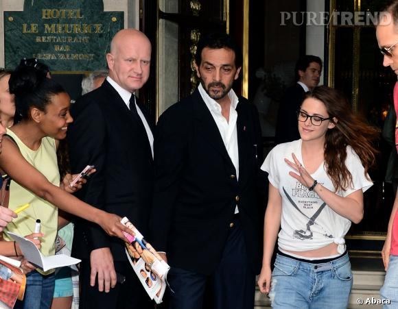 Kristen Stewart accepter 500 000 dollars pour passer 15 minutes avec un Prince du Moyen-Orient.