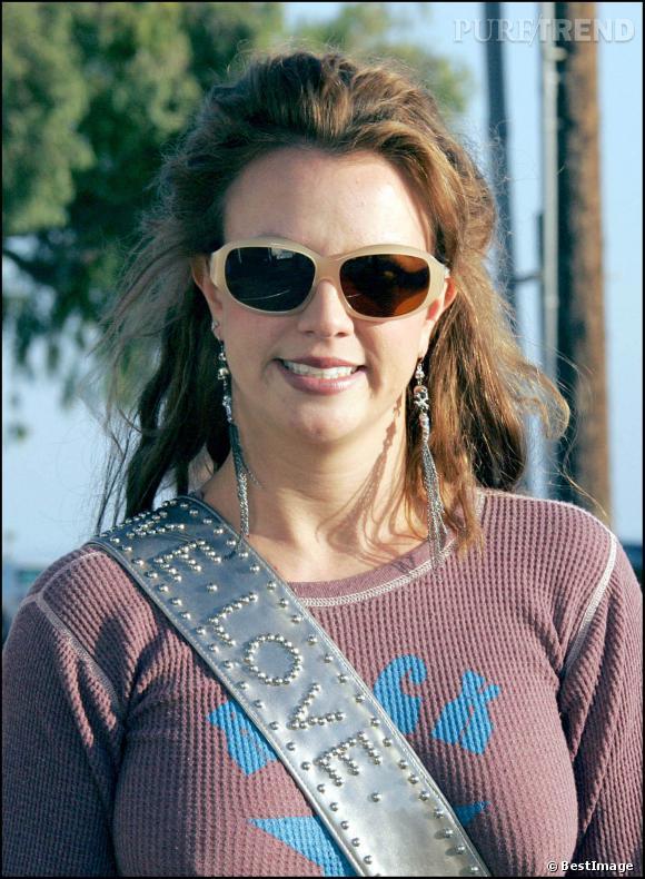 Ca se gâte vraiment en 2004, d'où vient le déclic ? On l'ignore, en tous cas, rien ne sera plus jamais comme avant pour Britney Spears.