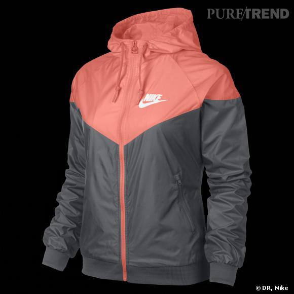 Veste Nike Windrunner 80 euros - Puretrend de0f271fc3bf