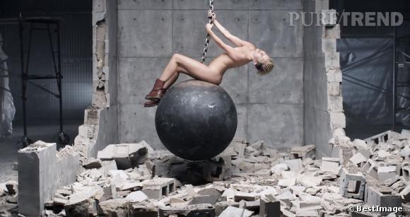 Visiblement, avec son clip très choc, Miley Cyrus fait mouche.