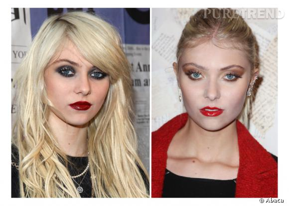 Taylor Momsen s'est métamorphosée de vampirella trash en lady.