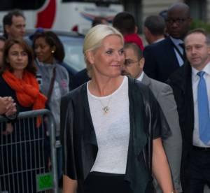 Princesse Mette-Marit de Norvege : la transparence a Paris