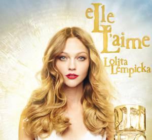 Nouveau parfum Lolita Lempicka, le film : la divine Sasha Pivovarova entre en scène