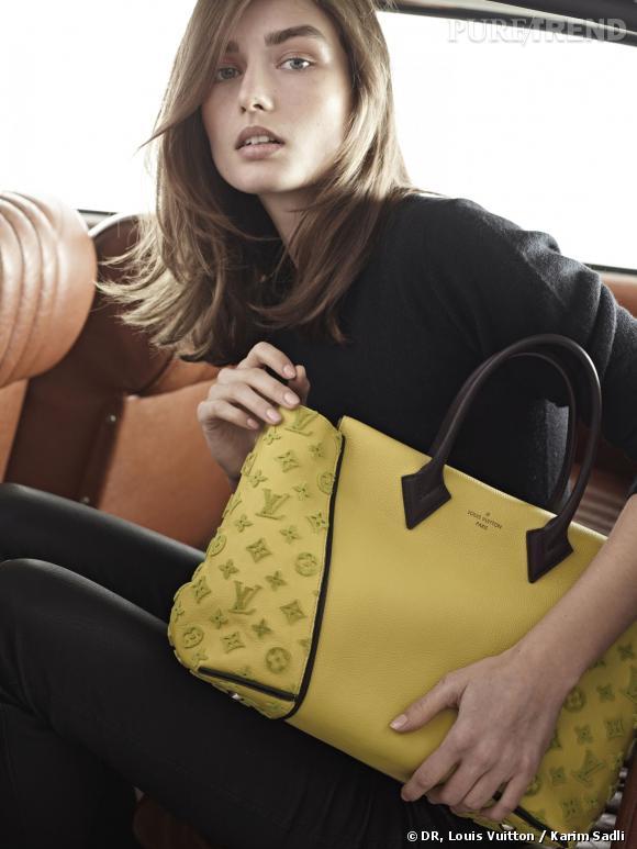 Le nouvel it-bag de Louis Vuitton : le W