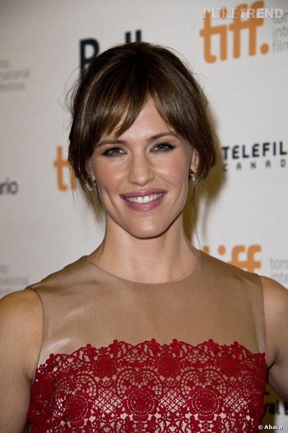 Jennifer Garner canon sur le red carpet du Festival du Film de Toronto.