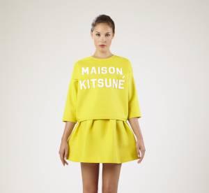 Maison Kitsuné Printemps-Eté 2014 : les 90's à la mode parisienne