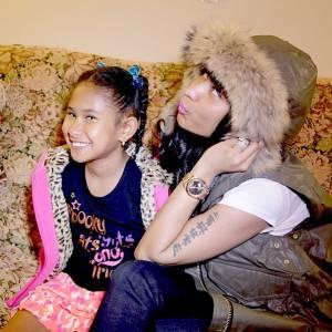 Nicki Minaj est très fière de sa demi-soeur Ming et le montre sur Twitter !