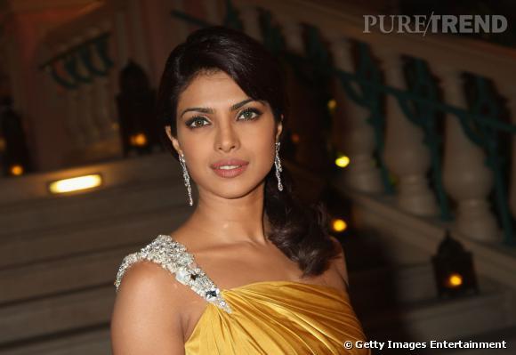Priyanka Chopra, Miss Inde devenue Miss Monde en 2000.