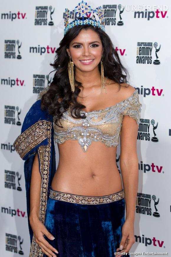 Ivian Sarcos, Miss Venezuela devenue Miss Monde en 2011 : le Venezuela a eu 6 Miss Monde, un record !