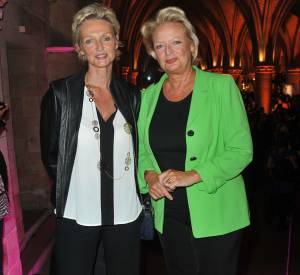 Béatrice et Anne de Bourbon Sicile.