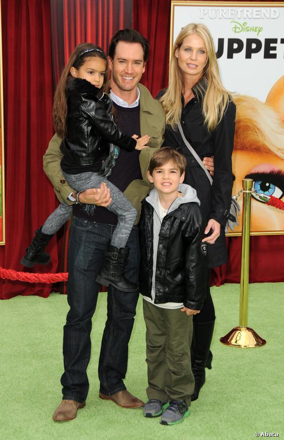 Mark-Paul Gosselaar est devenu papa pour la troisième fois ! Il agrandit donc sa famille avec sa femme Catriona McGinn, et offre un demi-frère à ses deux enfants Michael Charles et Ava Lorenn.